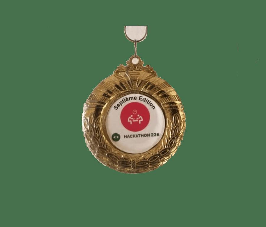 Lauréat de 06 Hackathons organisés par MDENP