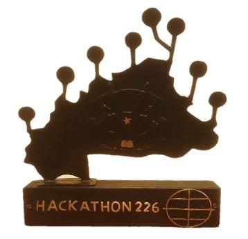Lauréat du Hackathon FASOGEO